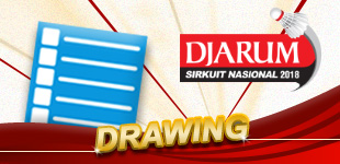 Djarum Sirkuit Nasional 2018 - Drawing