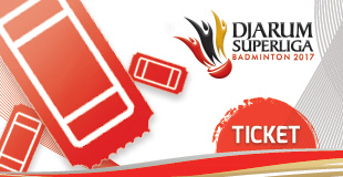Djarum Superliga Badminton 2017 - Ticket