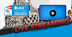 Blibli.com BWF World Junior Championships 2017