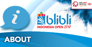 About Indonesia Open
