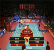 Bao Yixin/Cheng Shu (CHINA) vs Wang Xiaoli /Yu Yang (CHINA) Djarum Indonesia Open 2013