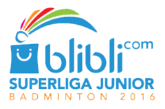 Blibli.com Superliga Junior 2016