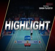 Carolina Marin (Spain) VS Wang Yihan (China)