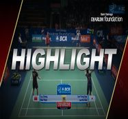 Liu Cheng/Bao Yixin (China) vs Lee Yong Dae/Lee So Hee (Korea)