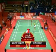 Maria Febe K. (INDONESIA) VS Beatriz Corrales (SPAIN)