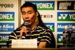 LEE Chong Wei @ Yonex Japan Open Super Series 2014
