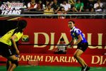 The Duel of Player Left Handed (Putri Muthia Restu P - Maziyah Nadhir)