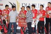Djarum Superliga Badminton di Mata Menpora