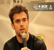 Press Conference BCA Indonesia Open 2015 at Hotel Sultan Jakarta