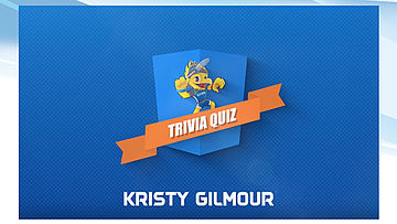 Kristy Gilmour - Trivia at BCA Indonesia Open 2017