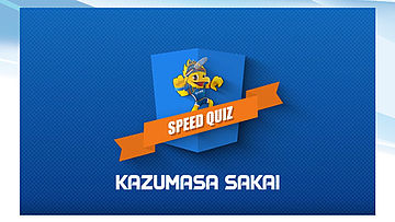 Kazumasa Sakai - Speed Quiz at BCA Indonesia Open 2017