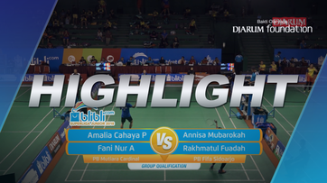 Match Highlight Day 1