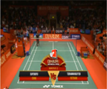 Du Pengyu (CHINA) VS Nguyen Tien Mien (VIETNAM) Djarum Indonesia Open 2013