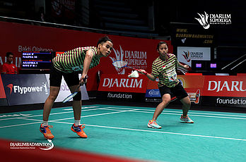 H4 | Djarum Superliga Badminton 2017