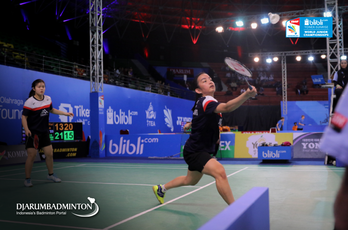 Blibli World Junior Championships 2017 | Individual