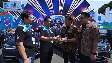Blibli Indonesia Open 2019 - BMW Official Mobility Partner
