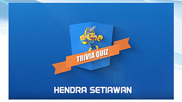 Hendra Setiawan - Trivia at BCA Indonesia Open 2017