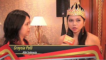 Interview with Athletes at Welcome Dinner Djarum Indonesia Open 2012
