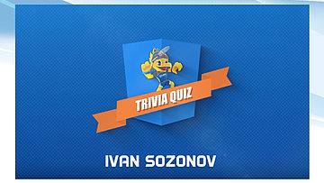 Ivan Sozonov - Trivia at BCA Indonesia Open 2017